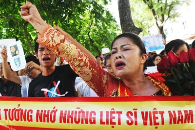 Three Vietnamese Activists Jailed on 'Politically-Motivated' Charges