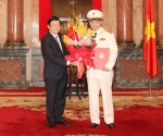 Vietnam President Promotes Security Chief amid Political Suppression