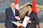 Baird Discusses Increased Collaboration With Vietnam