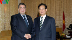 Germany, Vietnam foster strategic partnership