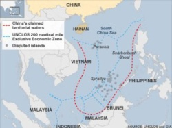 South China Sea legal battle hots up